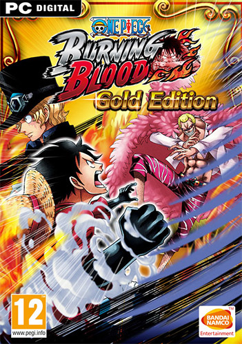 โหลดเกม [PC] OnePiece Burning Blood Gold Edition