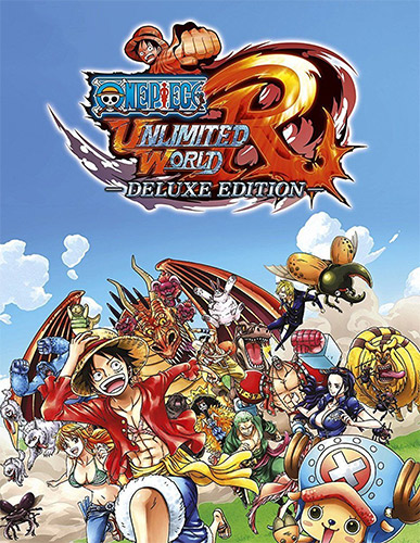 โหลดเกม [PC] One Piece: Unlimited World Red – Deluxe Edition