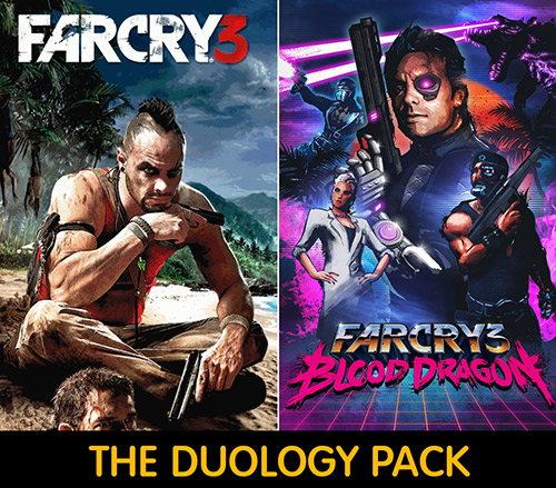 โหลดเกม [PC] Far Cry 3 Digital Deluxe Edition + Blood Dragon
